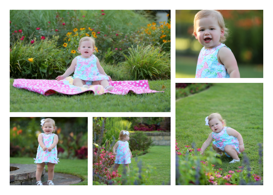 Libby photo collage